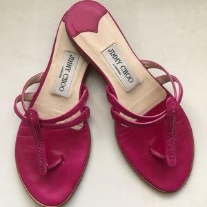 💗Jimmy Choo sandals.